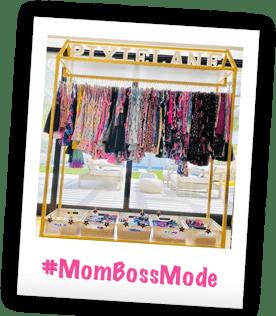 #MomBossMode