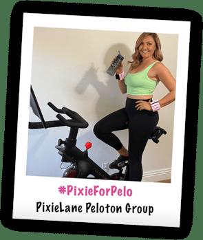 #PixieForPelo PixieLane Peloton Group copy 2