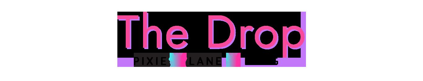 The Drop Blog Logo